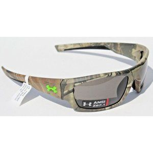 UNDER ARMOUR Force Sunglasses Realtree Xtra Camo